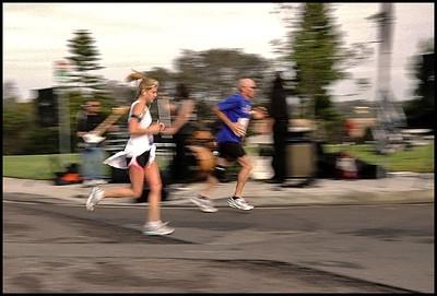 Carlsbad Marathon, 1-22-2012