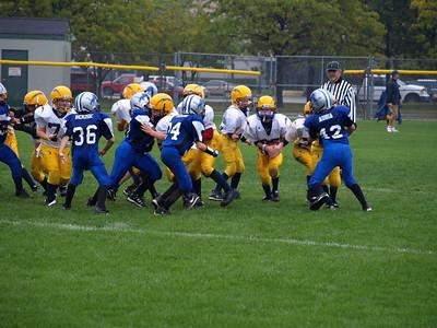 Shelby Lions Football Club - 2008 Freshman Football Team