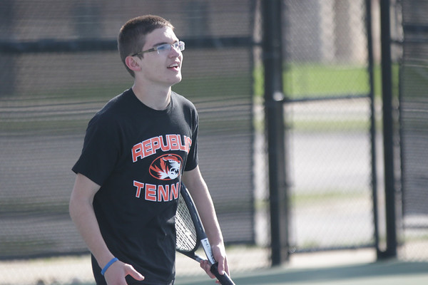 Tennis Boys vs Bolivar