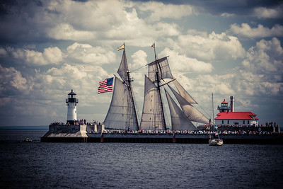 Tall Ships Duluth 2013