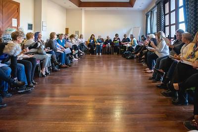 2019 Italy Retreat | Pre-Retreat Volunteer Staff
