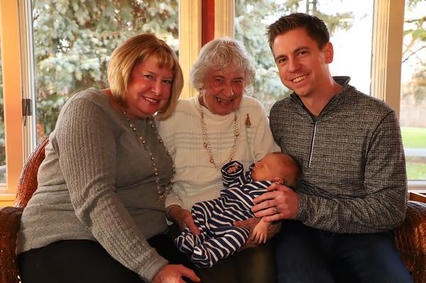 Cooke Family Christmas - 12/15/18