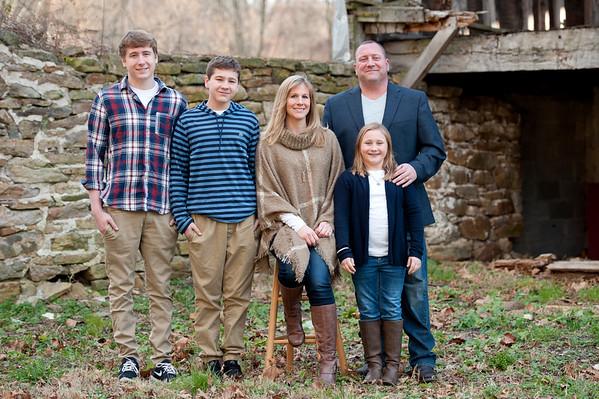 Petraitis Family 2016