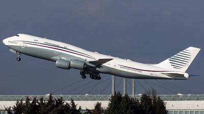 747-8I (BBJ)