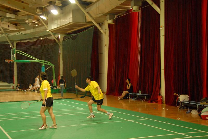 [20100918] Badminton PK with Hou Jiachang (7).JPG