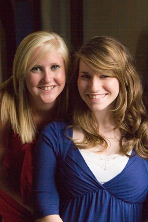 Morgan and Julia 2009