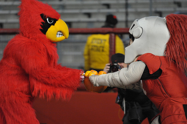Louisville at Rutgers