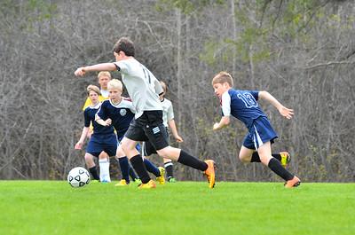 2013 MSA Boys U14 Soccer