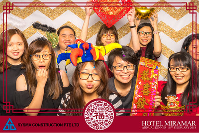 Sysma Construction Annual Dinner 2018