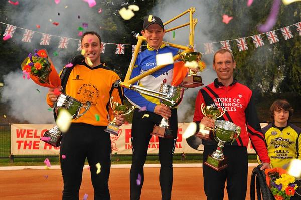 BRITISH GRAND PRIX FINAL EAST PARK SEPTEMBER 2009
