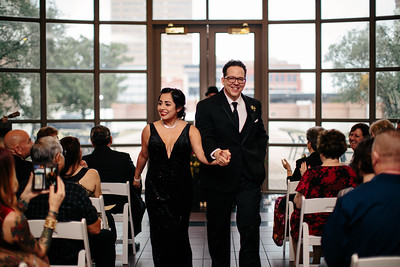 Landry Art Musuem Wedding
