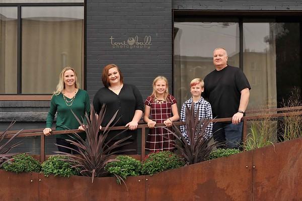 :: tim & emily harris family | fall 2018 ::