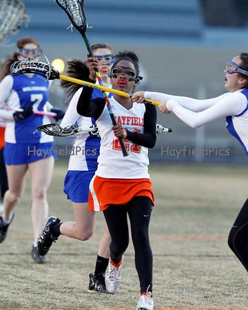 Girls Lacrosse West Potomac 3/29/11
