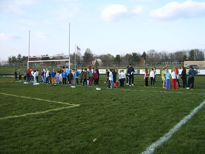 Junior Striders  Practice 09 Apr