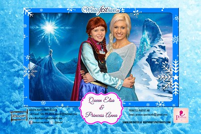 Winterfesthiver Frozen Princess Parties NB