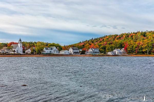 Phippsburg, Maine - 2020
