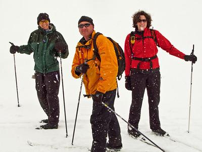Mazama Skiing - March, 2009