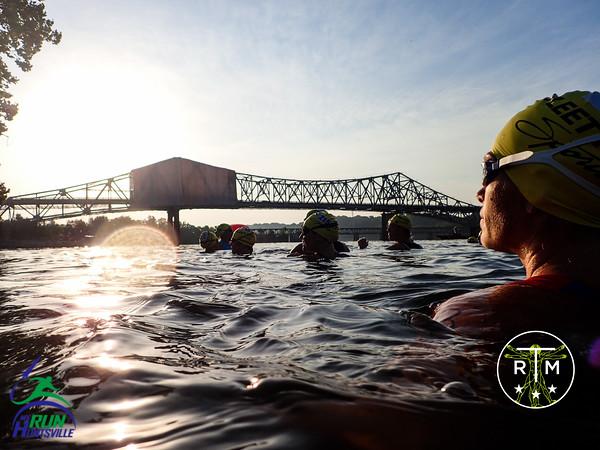 2015 Ren Man Tri Swim