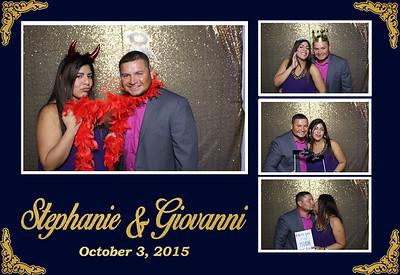 Stephanie & Giovanni - 2015