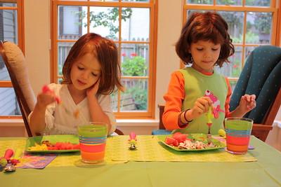 Emma Starts Grade 2 - Sept 9, 2010