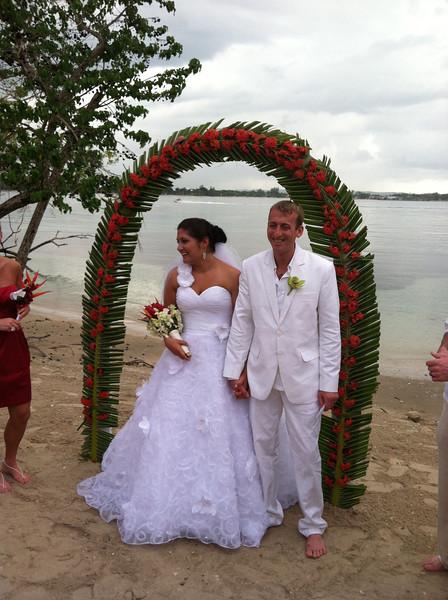 Nikki and Dan married 2012