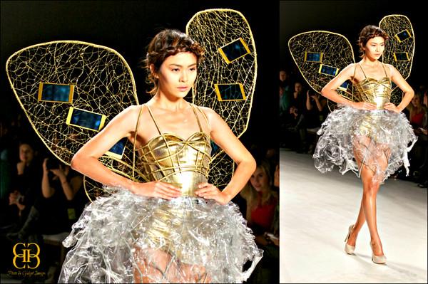 fashion: walking the mile