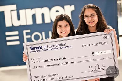 turner's hold'em for charity 2011