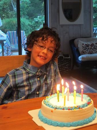 Dylan's 8th Birthday