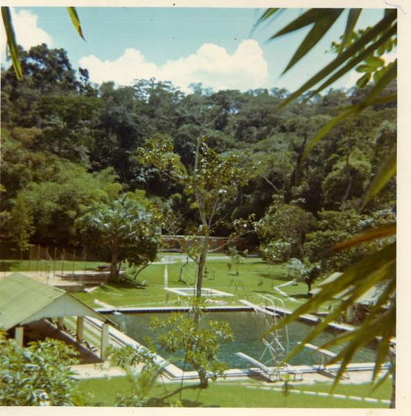 Piscina 1974-75