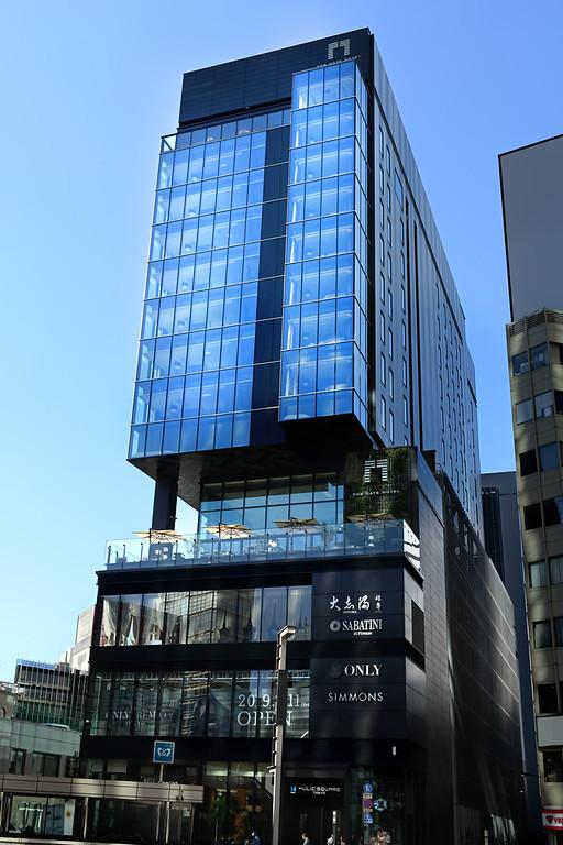 Gate Hotel Tokyo exterior