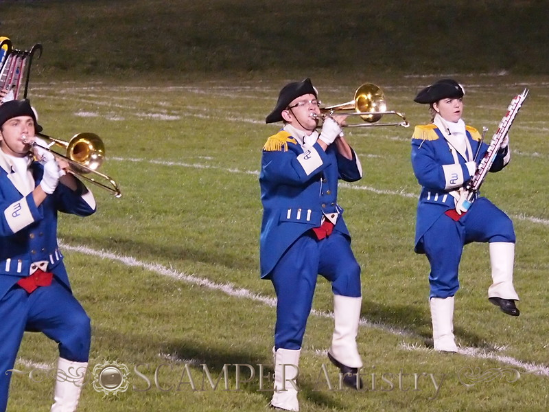 Marching Generals, Sept. 13, 2013