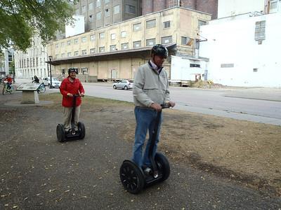 Minneapolis: September 17-18, 2012 (PM)