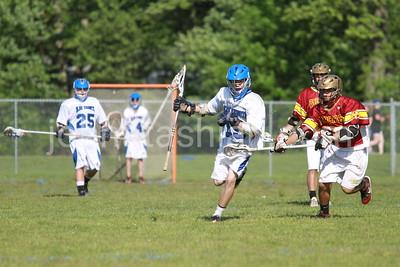 Lacrosse - South Windsor High School vs Southington High School - (JV)