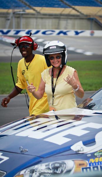 Nascar Experience - KY Speedway