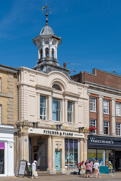 Former Corn Exchange, Hitchin, Hertfordshire