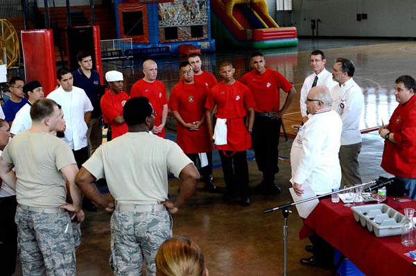 Armed Forces Cook-off 2012