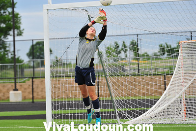 Girls Soccer: Loudoun County at Woodgrove District Finals ( 5-28-2013 by Jeff Vennitti)