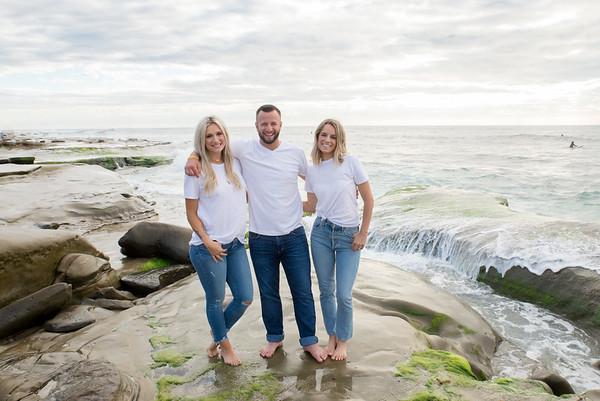 La Jolla San Diego Family Photographer 92037