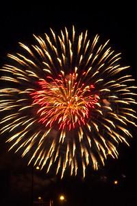 Fireworks (summer 2009)