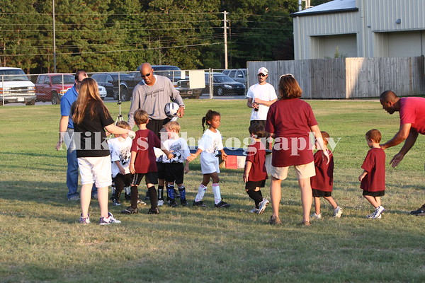 Seabrook Soccer 2010