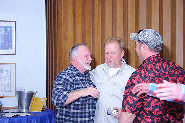 Dick Bay's 75th Birthday