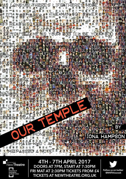 Our Temple poster