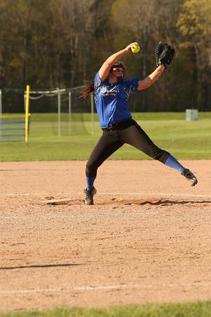 Alden Girls var Softball 5-9-16