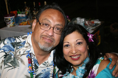 RON GUERRERO'S HAWAIIAN BIRTHDAY BASH • 07.24.10