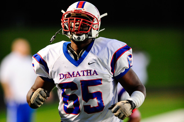 DeMatha High School at Our Lady of Good Counsel