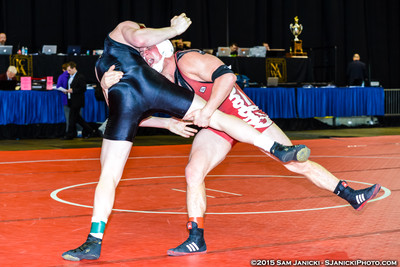3rd - 8th Place Matches - 2015 NCWA NCs