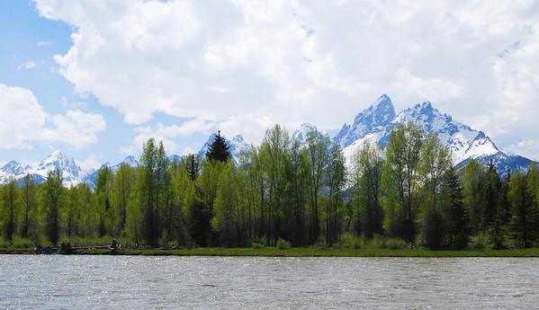 Grand Teton Float trip