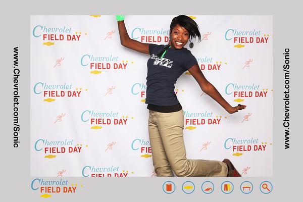 Chevrolet Field Day – Arizona State University