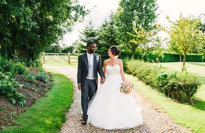 Harriet & Troy Wedding