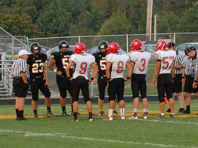 Football vs Black River (9/23/2013)